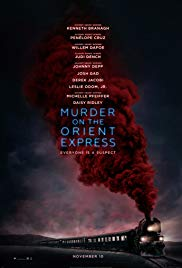 Muredr On The Orient Express